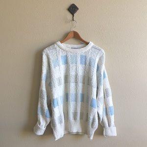 '90s / Nubby Sweater